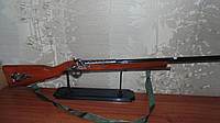 Сувенирное деревянное ружье зажигалка длина 95 см