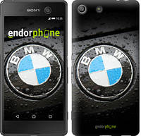 "Чехол на Sony Xperia M5 BMW ""845c-217-6129"""