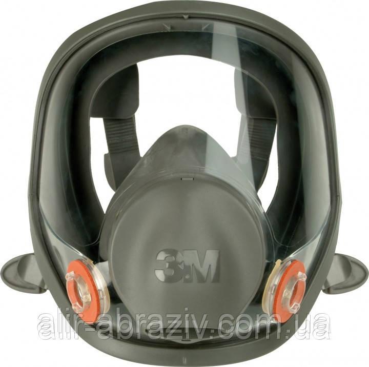 Повна маска 3М 6900
