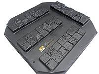 """Форма для изготовления декоративного (искусственного) камня и плитки """"Корсика"""""""