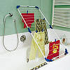 Сушилка для белья на ванную Top 10 м, Eurogold 0505, Киев, фото 2