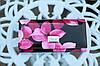 Кошелек женский кожаный с цветами модный, фото 6