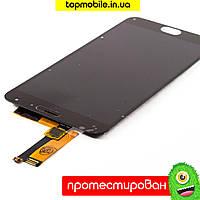 Модуль Meizu M2 Note (дисплей + тачскрин), чёрный HC