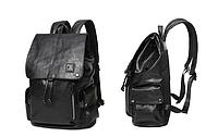 Мужская кожаная сумка. Модель 61220, фото 5