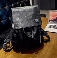 Мужская кожаная сумка. Модель 61220, фото 3