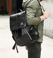Мужская кожаная сумка. Модель 61220, фото 2