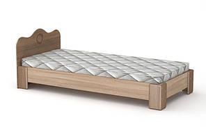 Ліжко-100 МДФ виробництва меблевої фабрики Компаніт