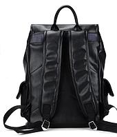 Чоловіча шкіряна сумка. Модель 61221, фото 4