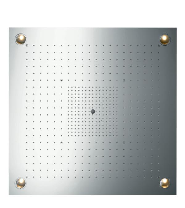 Верхний душ Hansgrohe Axor ShowerHeaven 10623800 с подсветкой, ¾'