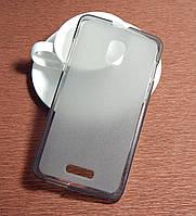 Силиконовый чехол накладка для Alcatel Pop Star 5022D Black