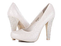 Туфли женские (35-40) Louisa 062HJJ-01 beige