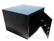 Мебельный сейф ТМ Ferocon БС-25М.К.9005, фото 2