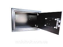 Мебельный сейф ТМ Ferocon БС-25М.К.9005, фото 3