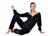 Пижама женская на молнии 13300