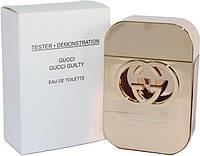 Tester Gucci Guilty Pour Femme edt 75ml