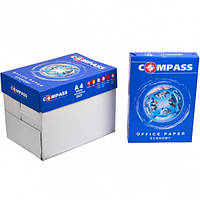 """Бумага для ксерокса """"COMPASS"""" А4 500 листов"""
