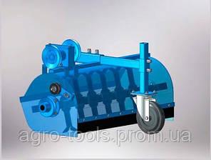 Мульчер для мотоблока и мототрактора  переднее подключение, фото 2
