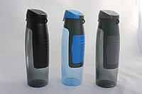 Спортивная бутылка с кошельком