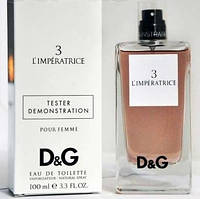 Tester D&G 3 L`Imperatrice edt 100ml