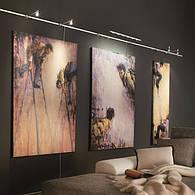 Подсветка картин и зеркал
