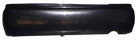 Задний бампер Mitsubishi Lancer 9 04-09 Седан, без отв. ПТФ (FPS) FP 4805 950-P MN161082WA, фото 2
