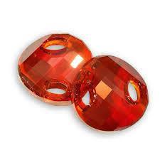 3221 Twist 28 mm, Crystal Red Magma (001 REDM)