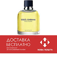 Dolce & Gabbana D&G Pour Homme Men 125 ml