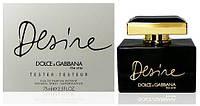 Tester Dolce & Gabbana The One Desire edp 75ml