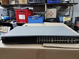 Комутатор керований Cisco SB SF 300-24 24-port