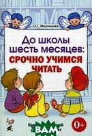 Молчанова Ольга Григорьевна До школы шесть месяцев. Срочно учимся читать. Планирование работы и конспекты занятий с детьми 5-7 лет