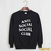 Мужской свитшот (реглан) ASSC, анти социал
