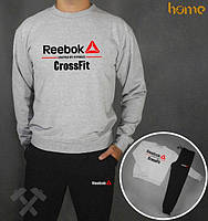 Мужской свитшот (реглан) Reebok Crossfit