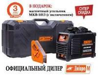 Сварочный инвертор (аппарат)Дніпро-М САБ-260ДПК+МАГНИТ Днипро МКВ-1013