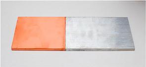 Пластина переходная Медно-алюминиевая 50*6