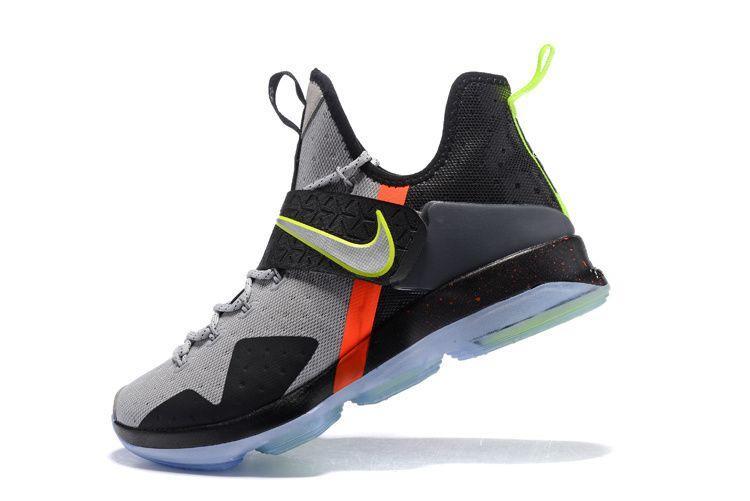 """... BlackWhite-University Red low cost 0266e  Баскетбольные кроссовки Nike  LeBron 14 """"Out Of Nowhere"""" 852405-002 (Найк Леброн ... 34ea6ea84a8"""
