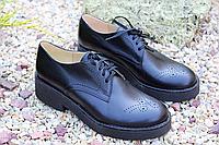 Туфли Grand style натуральная кожа, фото 1