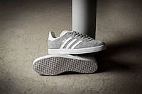 Кроссовки Adidas Gazelle Light Grey 36-40 рр.