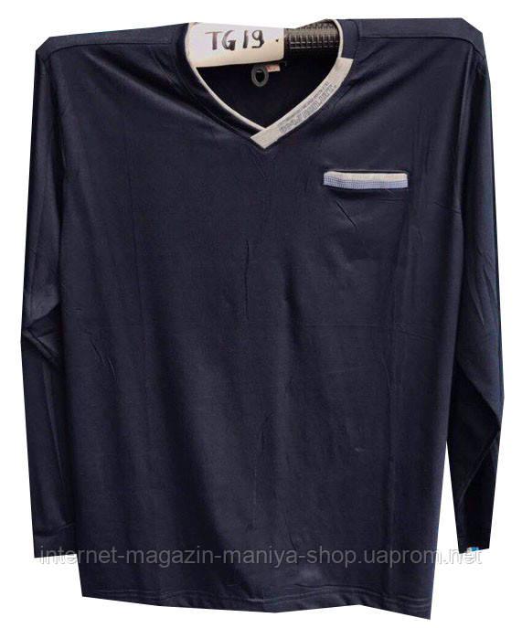 Пуловер мужской карман (деми)