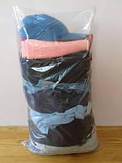 Мешки для бытового и строительного мусора, 85 мкм, 45см*70см, фото 3