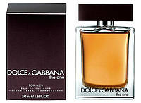 Dolce & Gabbana The One For Men Eau de Parfum edp 50 ml. мужской