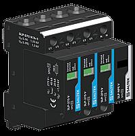 Ограничитель перенапряжения УЗИП SALTEK SLP-275 V/3+1
