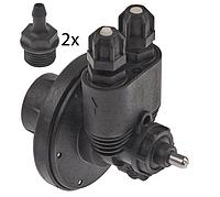 Дозатор ополаскивателя универсальный вход 4x6мм (арт. 361370)