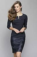 Женская юбка Rafaela Zaps черного цвета, коллекция осень-зима 2017-2018