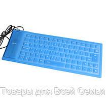 Клавиатура силиконовая USB 85 KB, фото 3