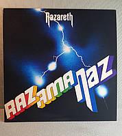 CD диск Nazareth - RazAmaNaz