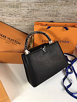 Женская сумка LOUIS VUITTON  CAPUCINES 36 см