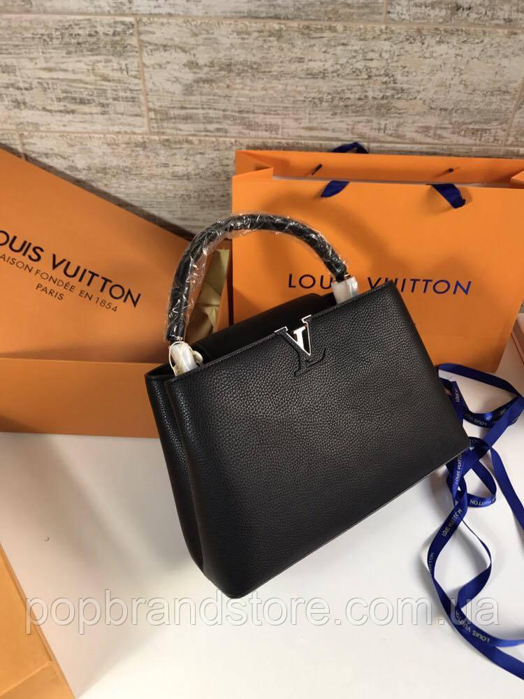 dfe97ecea0c8 Женская сумка LOUIS VUITTON CAPUCINES 36 см (реплика): продажа, цена ...