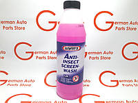 Летняя жидкость в омывательный бачок (концентрат) ANTI INSECT SCREENWASH 1 л.