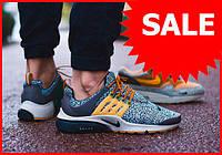Мужские кроссовки Nike Air Presto Safari