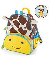 Детский рюкзак Skip Hop Zoo Жирафик, фото 1